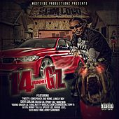 Play & Download 14 Hunnit G'z by Various Artists | Napster