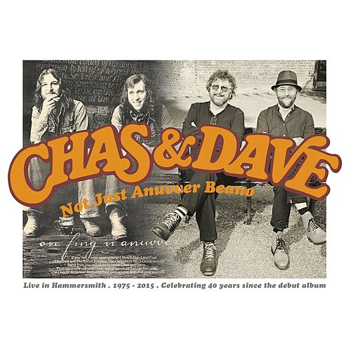 Not Just Anuvver Beano by Chas & Dave