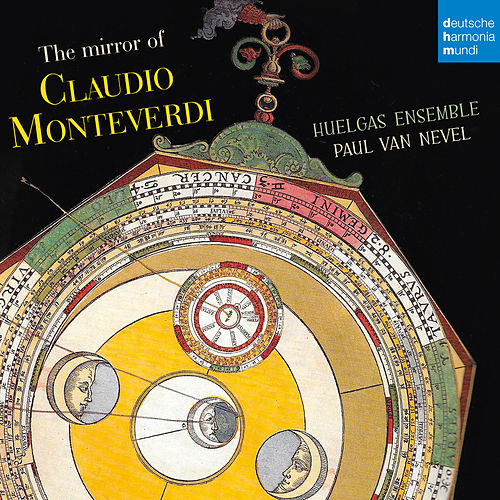 The Mirror of Claudio Monteverdi by Huelgas Ensemble