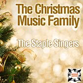The Christmas Music Family von The Staple Singers