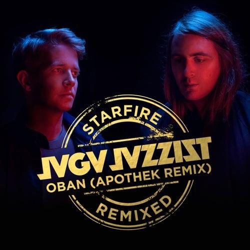 Oban (Apothek Remix) by Jaga Jazzist