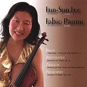 Play & Download Bach Beethoven Zwilich Prokofiev by Eun-Sun Lee and Fabio Parrini | Napster