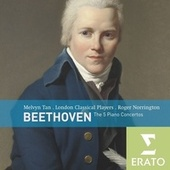 Play & Download Beethoven: The 5 Piano Concertos by Melvyn Tan | Napster
