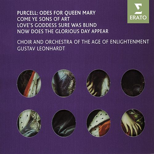 Play & Download Purcell - Odes for Queen Mary by Various Artists | Napster