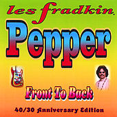 Play & Download Pepper Front to Back by Les Fradkin | Napster