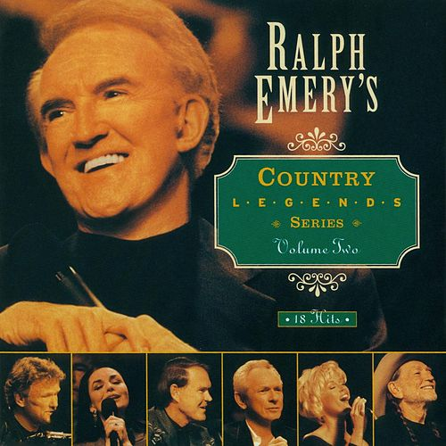 Ralph Emery's Country Legends Series: Volume 2 by Various Artists