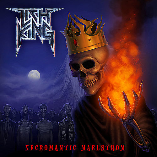 Play & Download Necromantic Maelstrom by Lich King | Napster