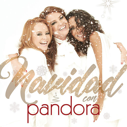 Navidad con Pandora de Pandora