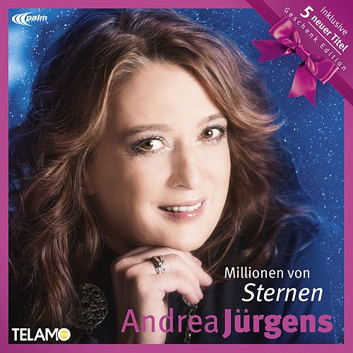 Millionen von Sternen (Geschenk-Edition) von Andrea Jürgens
