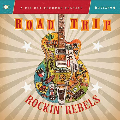 Road Trip by The Rockin' Rebels