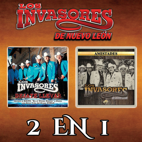 Play & Download 2 En 1 by Los Invasores De Nuevo Leon | Napster