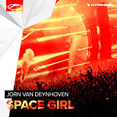 Space Girl by Jorn van Deynhoven