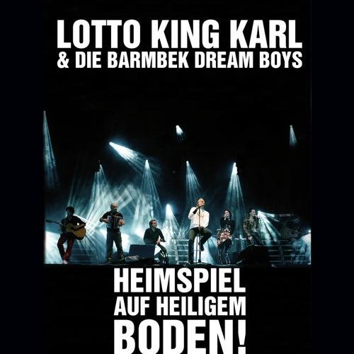 Heimspiel auf heiligem Boden (Live) von Lotto King Karl