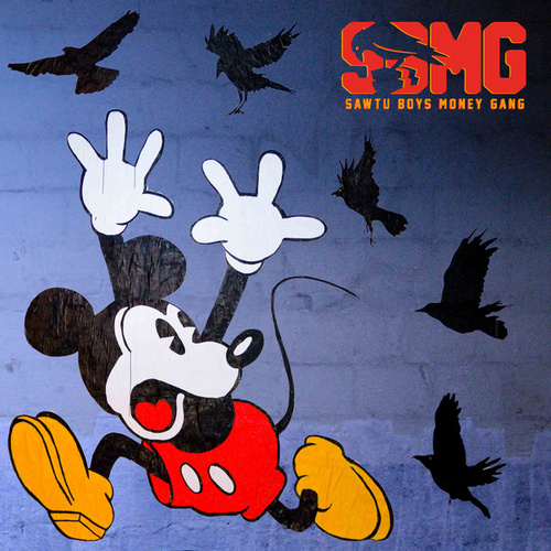 No Mickey van Sbmg