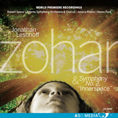 Play & Download Jonathan Leshnoff: Zohar & Symphony No. 2