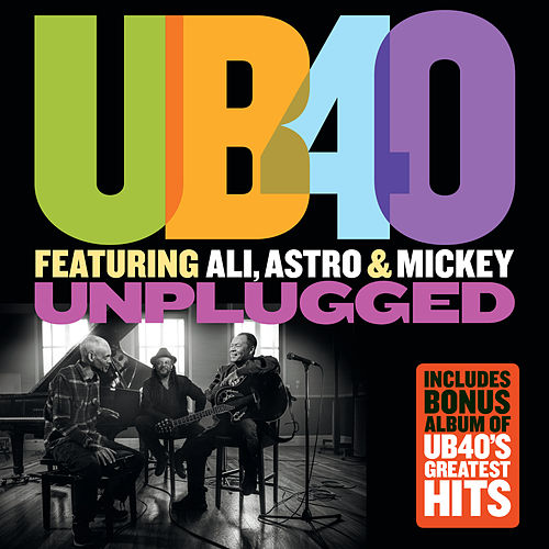 Many Rivers To Cross (Unplugged) by UB40