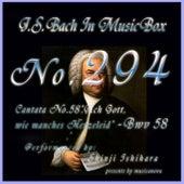 Cantata No. 58, ''Ach Gott, wie manches Herzeleid'', BWV 58 by Shinji Ishihara