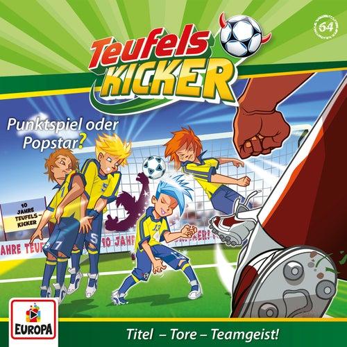 064/Punktspiel oder Popstar? by Teufelskicker