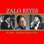 Play & Download 45 Años - Grandes Exitos en Vivo by Zalo Reyes | Napster