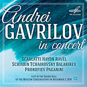 Play & Download Andrei Gavrilov in Concert (Live) by Andrei Gavrilov | Napster