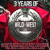 3 Years of Wild West by Various Artists