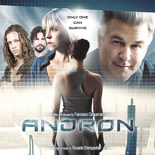 Play & Download Andron The Black Labyrinth (Colonna sonora originale del film) by Riccardo Eberspacher | Napster