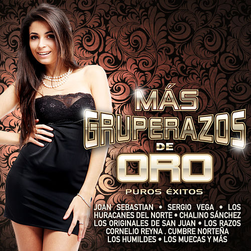 Más Gruperazos de Oro by Various Artists