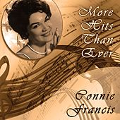 More Hits Than Ever by Connie Francis
