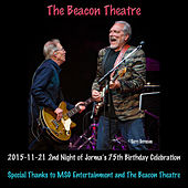2015-11-21 Beacon Theatre, New York, NY (Live) by Hot Tuna