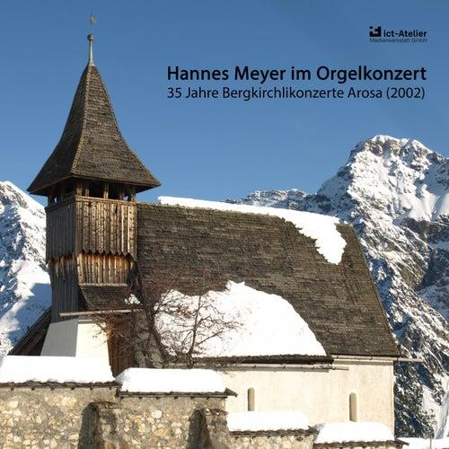 Play & Download Hannes Meyer im Orgelkonzert - 35 Jahre Bergkirchlikonzerte Arosa (2002) by Hannes Meyer | Napster