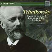 Play & Download Tchaikovsky: Symphony No. 5 - Serenade for Strings by Various Artists | Napster