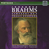 Play & Download Brahms: Tragic Overture - Symphony No. 4 by Sofia Philharmonic Orchestra | Napster