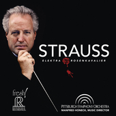 Play & Download Strauss: Elektra & Der Rosenkavalier Suites (Live) by Pittsburgh Symphony Orchestra | Napster