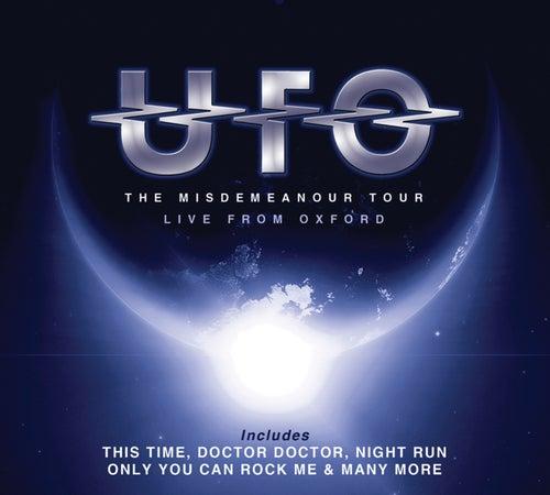 The Misdemeanour Tour by UFO