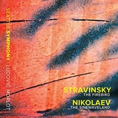 Play & Download Stravinsky: The Firebird - Vladimir Nikolaev: The Sinewaveland (Live) by Seattle Symphony Orchestra | Napster