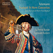 Telemann: Trumpet & Horn Concertos by Various Artists