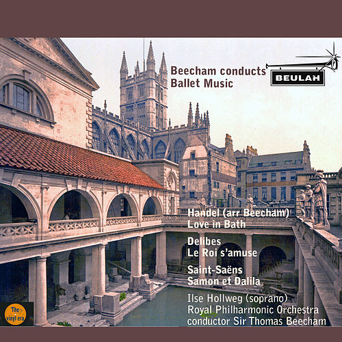 Beecham Conducts Ballet Music by Sir Thomas Beecham