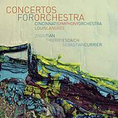 Concertos for Orchestra (Live) by Cincinnati Symphony Orchestra