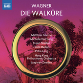 Wagner: Die Walküre, WWV 86B (Live) by Various Artists