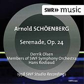 Schoenberg: Serenade, Op. 24 by Various Artists