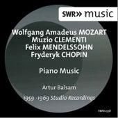 Mozart, Clementi, Mendelssohn & Chopin: Piano Music by Artur Balsam