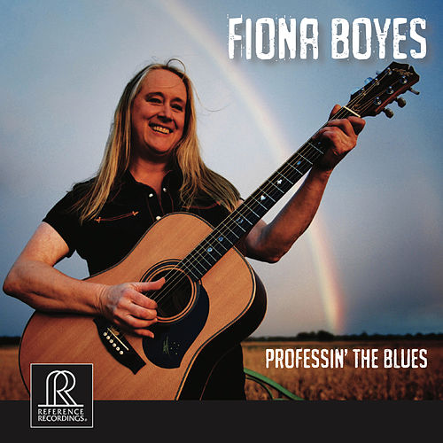 Professin' the Blues by Fiona Boyes