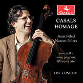 Play & Download Casals Homage by Amit Peled | Napster