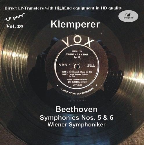Beethoven: Symphonies Nos. 5 & 6 by Wiener Symphoniker