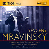 Play & Download Mravinsky Edition, Vol. 1 by Various Artists | Napster