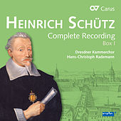 Play & Download Schütz: Complete Recording by Various Artists | Napster