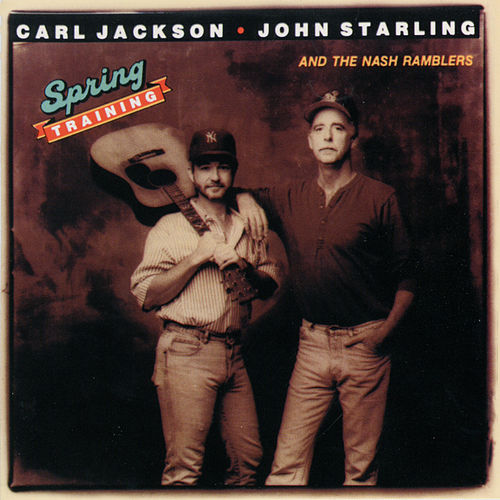 Play & Download Spring Training by Carl Jackson | Napster