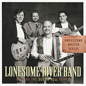 Play & Download Americana Master Series : Best of the Sugar Hill Years by Lonesome River Band | Napster