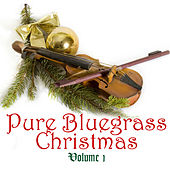Pure Bluegrass Christmas Volume 1 by Bluegrass Christmas Jamboree