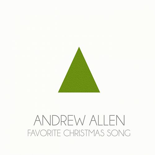 Play & Download Favorite Christmas Song by Andrew Allen | Napster